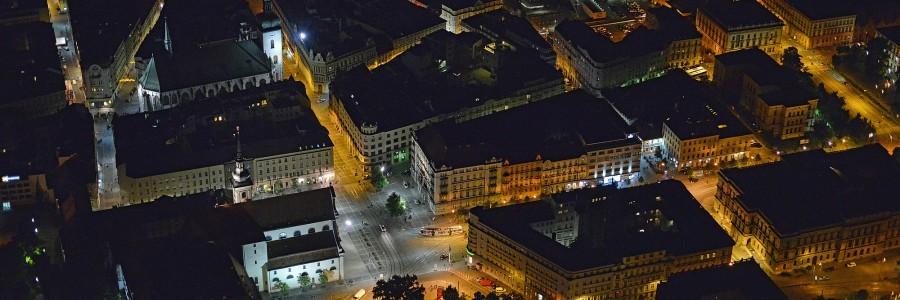 Night Brno